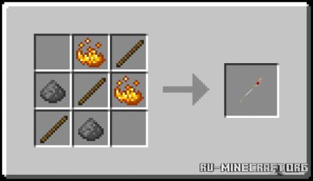 Скачать Crimson Staff для Minecraft PE 1.12