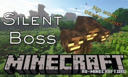 Скачать Silent Boss для Minecraft 1.12.2