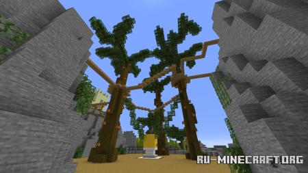 Скачать Maze Island для Minecraft