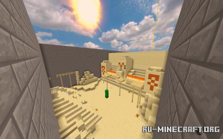 Скачать Biome Hoppers by Inspierio для Minecraft