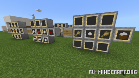 Скачать Insane United Worlds для Minecraft PE 1.12