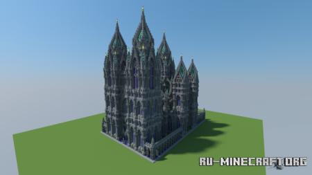 Скачать Bedrock Cathedral для Minecraft