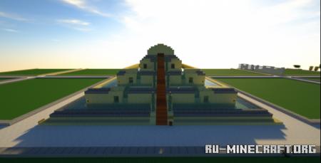 Скачать Ancient Desert Pyramid для Minecraft