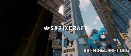 Скачать SapixCraft Original [32x] для Minecraft 1.14