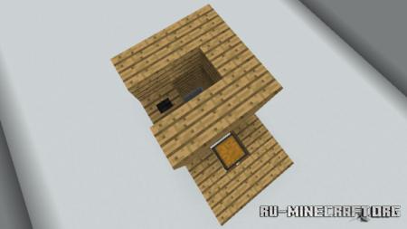 Скачать Simple Cow Farm для Minecraft