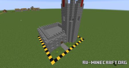 Скачать Medieval Chunk Build для Minecraft