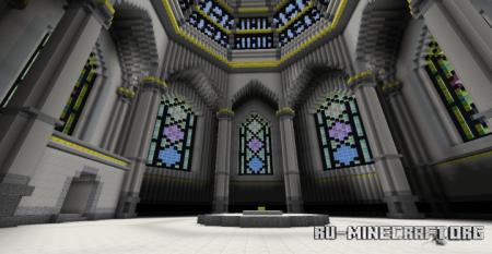 Скачать Temple of Time Octagon для Minecraft