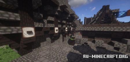 Скачать Wolfhound Medieval [64x] для Minecraft 1.14