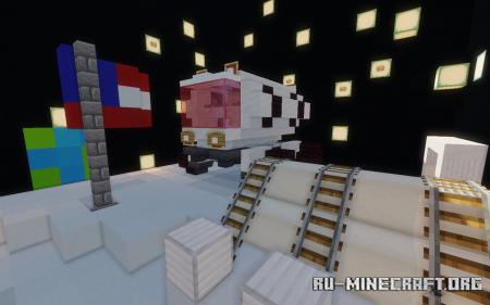 Скачать Find The Button: Dimensions 2 для Minecraft