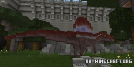 Скачать ProjectPrehistoric для Minecraft PE 1.12