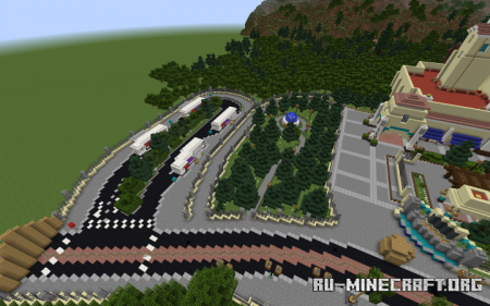 Скачать The Hollywood Tower Hotel для Minecraft