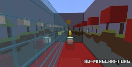 Скачать The Divine Jumps 2 для Minecraft