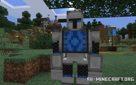 Скачать Iron Knight для Minecraft PE 1.12