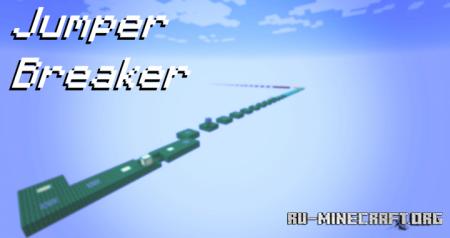 Скачать Jumper Breaker для Minecraft