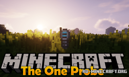 Скачать The One Probe для Minecraft 1.14.2
