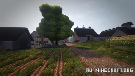 Скачать Century Pennsylvania Dutch Farmstead  для Minecraft