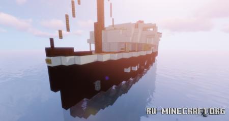 Скачать S.S. Netly для Minecraft