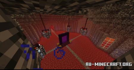 Скачать NetherSpawn для Minecraft