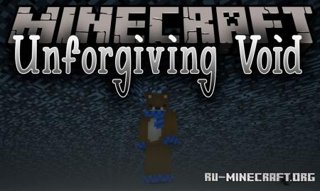 Скачать Unforgiving Void для Minecraft 1.13.2