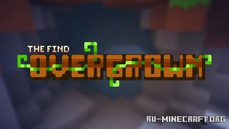 Скачать Overgrown [16x] для Minecraft 1.14