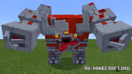 Скачать Minecraft: Dungeons Concept для Minecraft PE 1.12