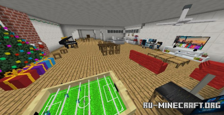 Скачать Furnicraft для Minecraft PE 1.12