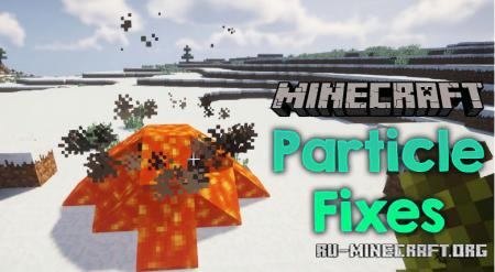 Скачать Particle Fixes для Minecraft 1.12.2