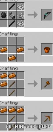 Скачать SimpleOres для Minecraft 1.14.2