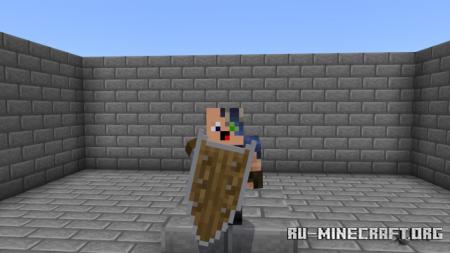 Скачать Better Shields для Minecraft PE 1.12