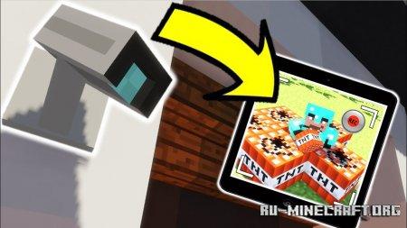 Скачать Camera для Minecraft 1.14.3