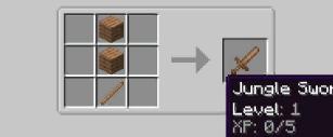 Скачать Weapon Craftery для Minecraft 1.14.3