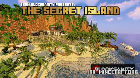 Скачать The Secret Island для Minecraft