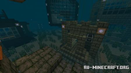 Скачать Aqua Labs Underwater Base для Minecraft