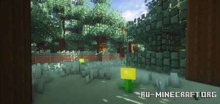 Скачать Soft Bits [16x] для Minecraft 1.14