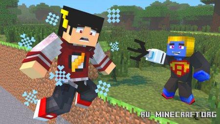 Скачать Gravity Gun для Minecraft 1.12.2