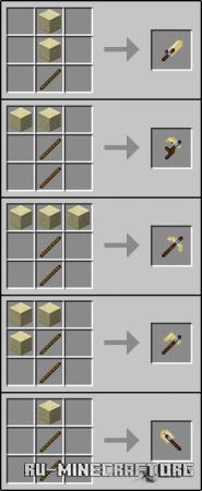 Скачать Desert Craft для Minecraft 1.12.2