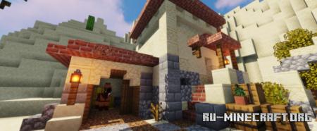 Скачать Little Oasis для Minecraft