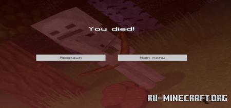 Скачать Ultra HardCore Mobs для Minecraft PE 1.13