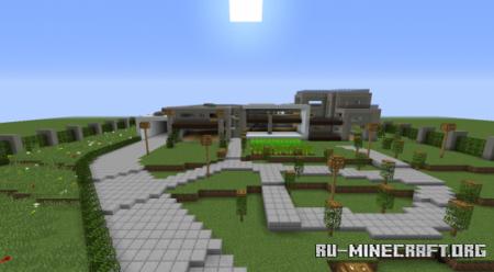 Скачать Villa Moddee для Minecraft