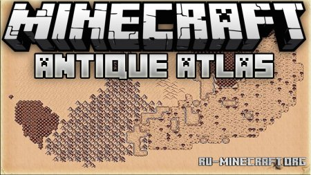 Скачать Antique Atlas для Minecraft 1.14.3
