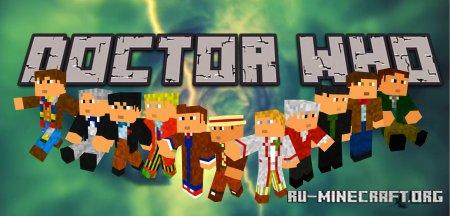 Скачать Doctor Who [16x] для Minecraft 1.14