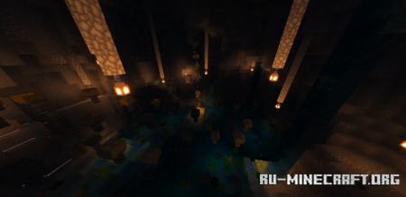 Скачать Landscaped Jump and Run для Minecraft