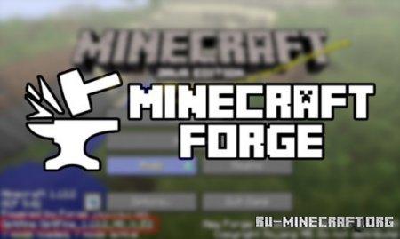 Скачать Minecraft Forge для Minecraft 1.14.4