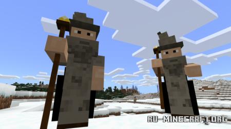 Скачать Wizards для Minecraft PE 1.12