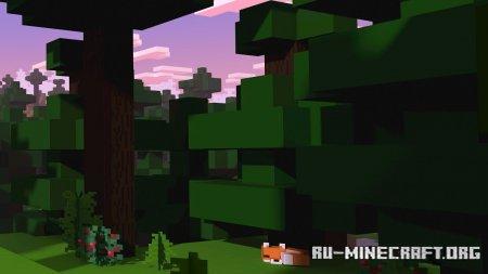 Скачать Bare Bones для Minecraft 1.13
