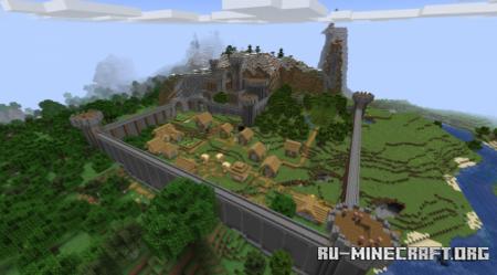 Скачать Willow Tree Castle для Minecraft