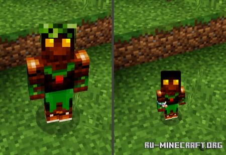 Скачать Potions of Youth для Minecraft PE 1.12