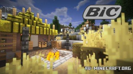 Скачать BiC Resource [16x] для Minecraft 1.14