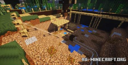 Скачать FoxCraft [16x] для Minecraft 1.12