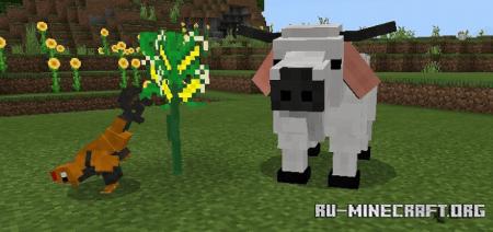 Скачать yFarm Craft для Minecraft PE 1.13